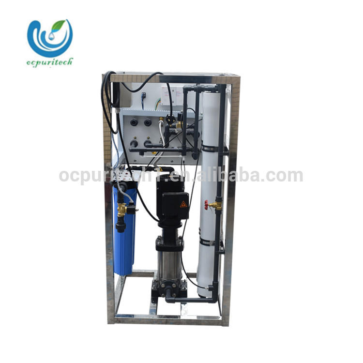 3000GPD(500L/H) RO membrane water purifier treatment plant for sale