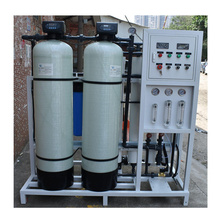 new design of ro plant 1000 lph water treatment process