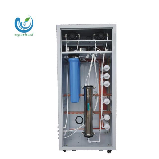 Small Capacity 70 Liters RO Deionizer Water Plant/Equipment/Machine