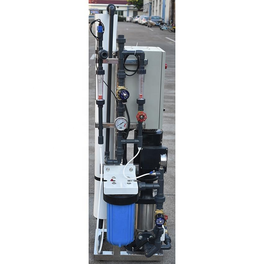 Guangzhou 250lph industrial ro water treatment plant ro water treatment process