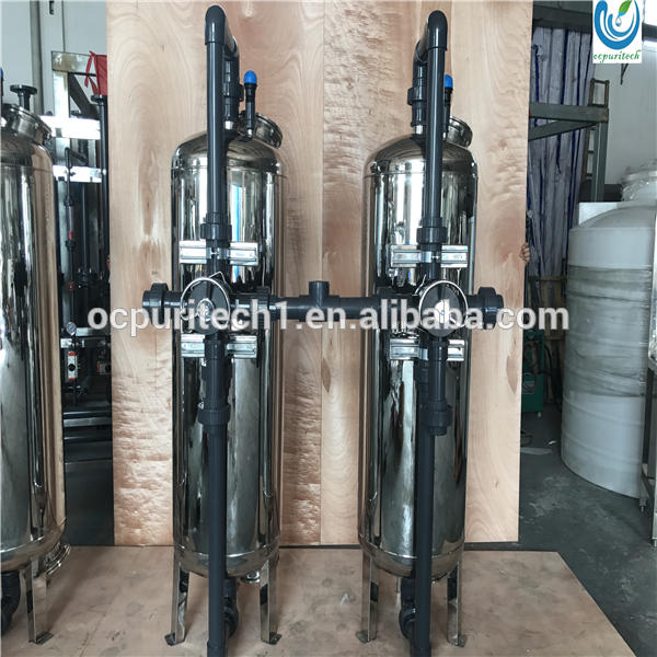 demineralized ozonator mango hot water treatment plant device for sale