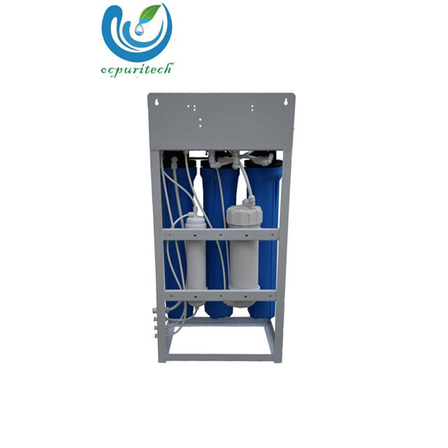 100-400GPD commercial RO water filter equipment purifying machine price