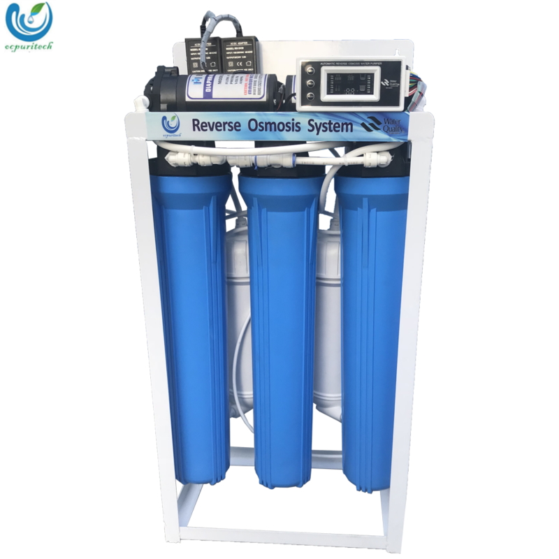 600GPD Commercial pure water machine for ro pure water making machine