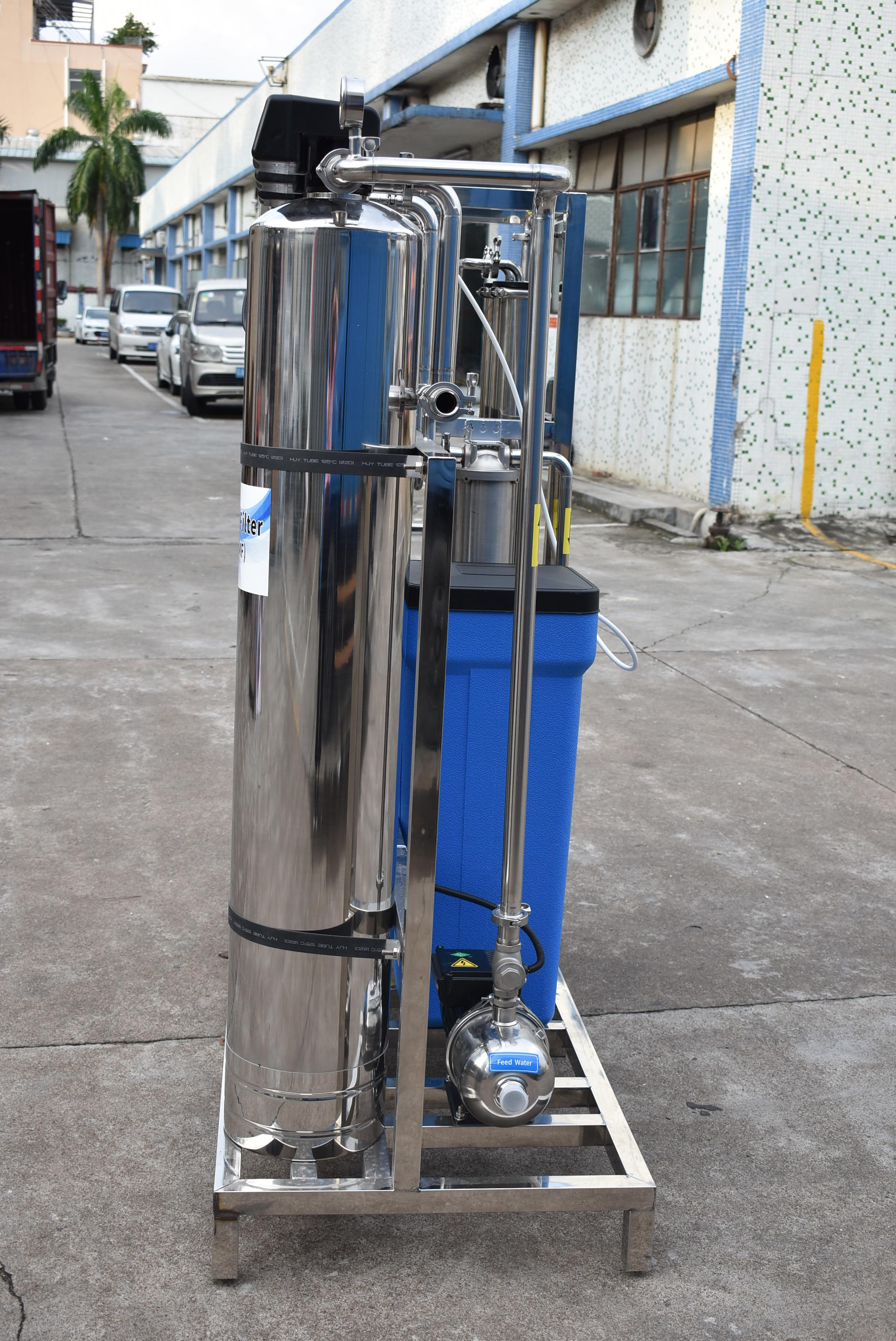water treatment for drinking water Usage and USA DOW Reverse osmosis membranes Reverse Osmosis 500l/h