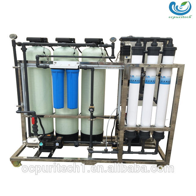 Pure demineralized water treatment plant,ultraviolet drinkingwater purification equipment