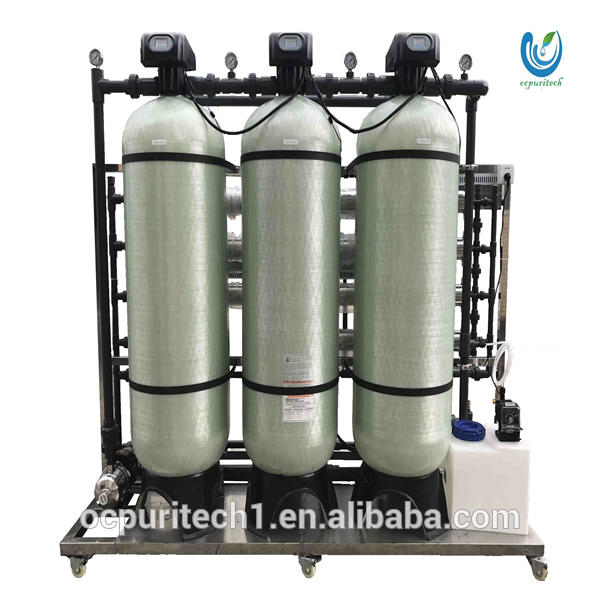 CE certified industrial reverse osmosis drinking water system for water treatment