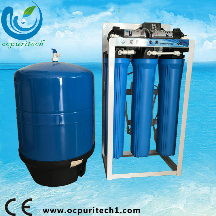 400GPD commercial RO auto-flush water filter/industry Ro water purifier/industry RO water filter