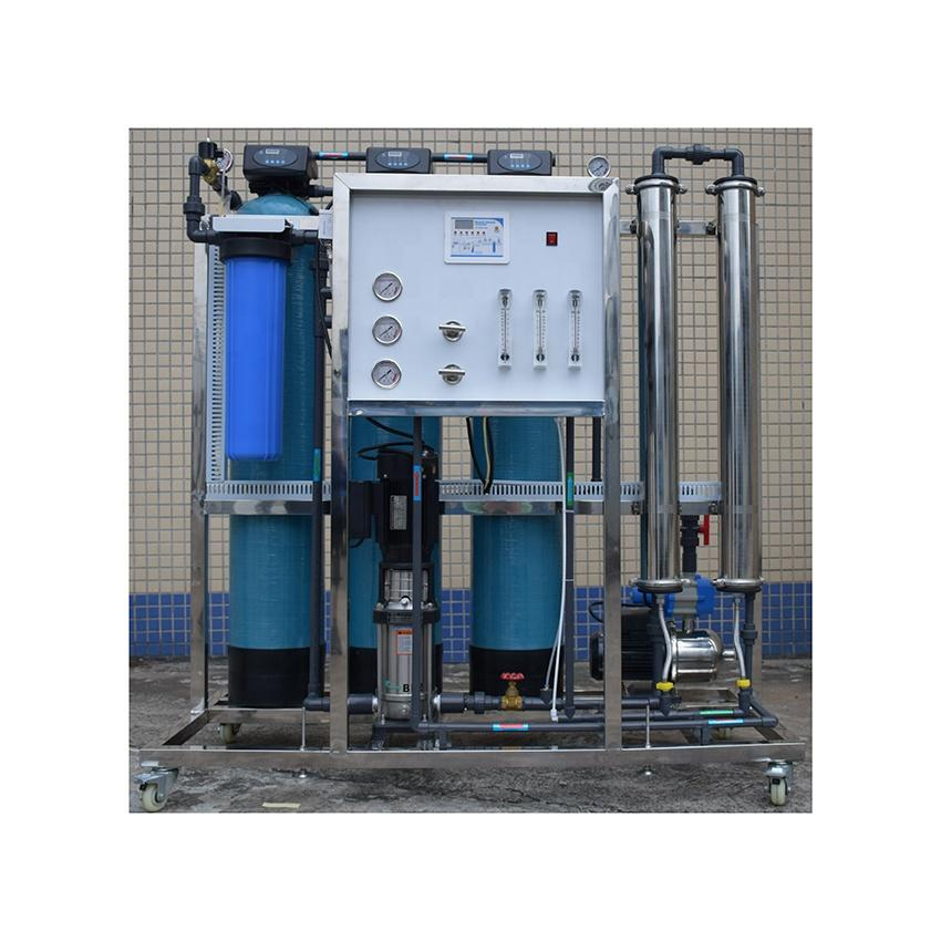 500LPH ro mineral water purifier treatment plant