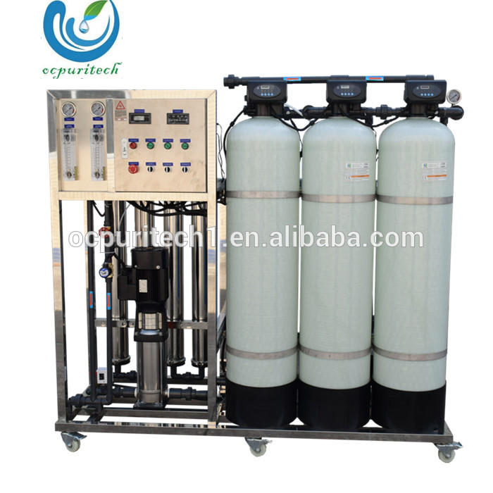 waste drinking water treatment equipment/large scale purification system