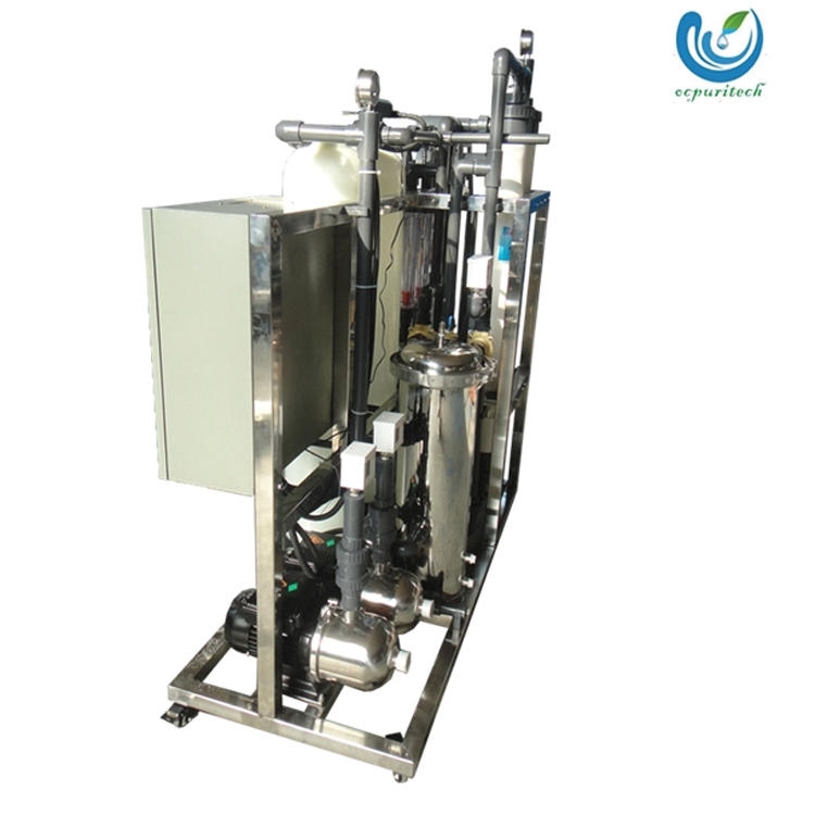 0.25tph large river waste water purification treatment plant system hs code