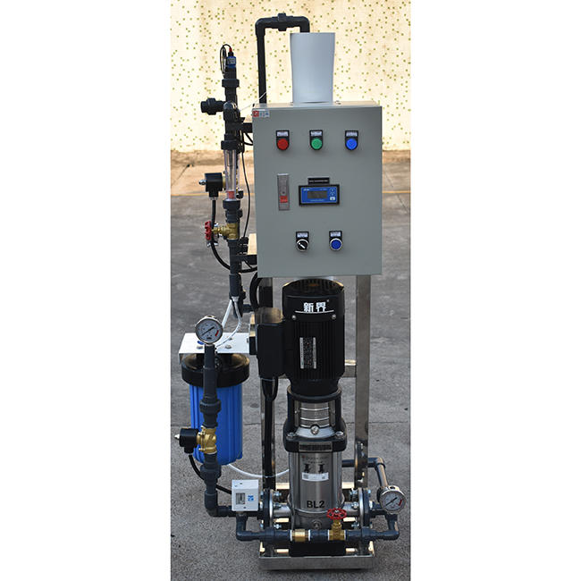whole house water sediment filter system