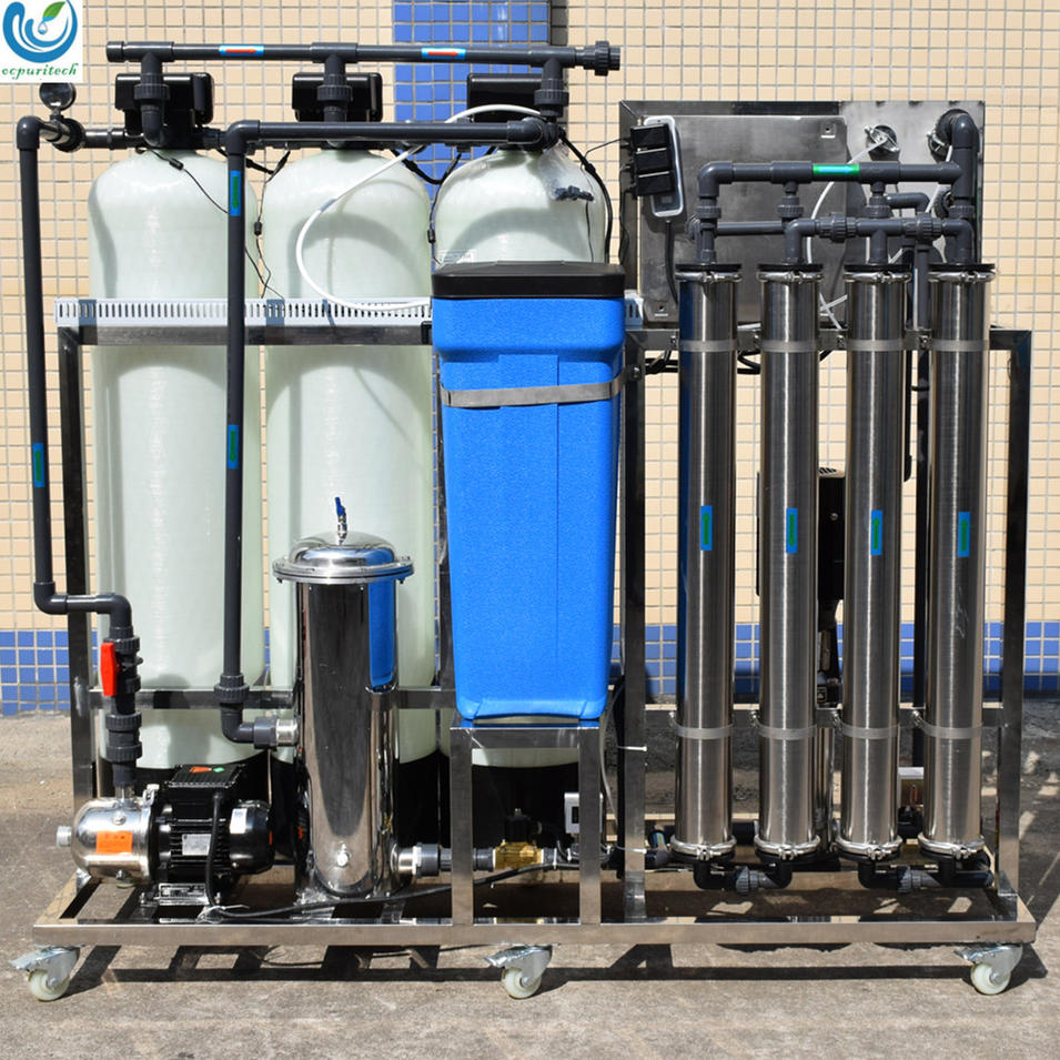 1000lph price of mineral water plant/ RO water treatment plant/ reverse osmosis system