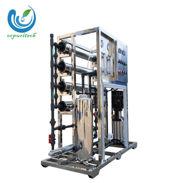 Industry Ro Systemmineral water treatment machine for drinking water production plant