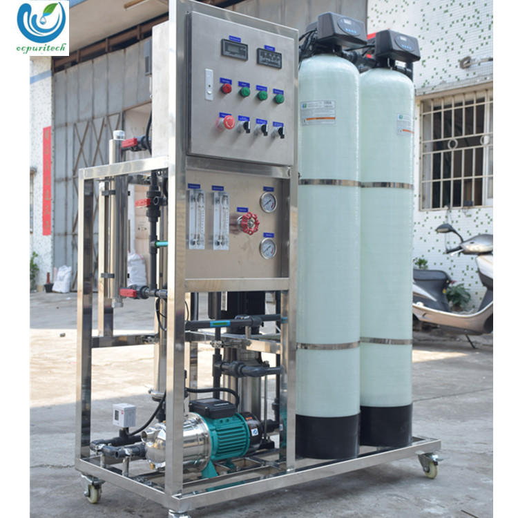 250L FRP dialysis ro water treatment systems filter for water treatment