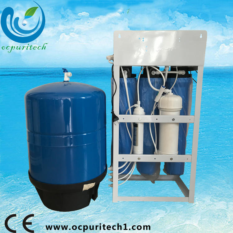 Factory price five stage water purifier with iron frame
