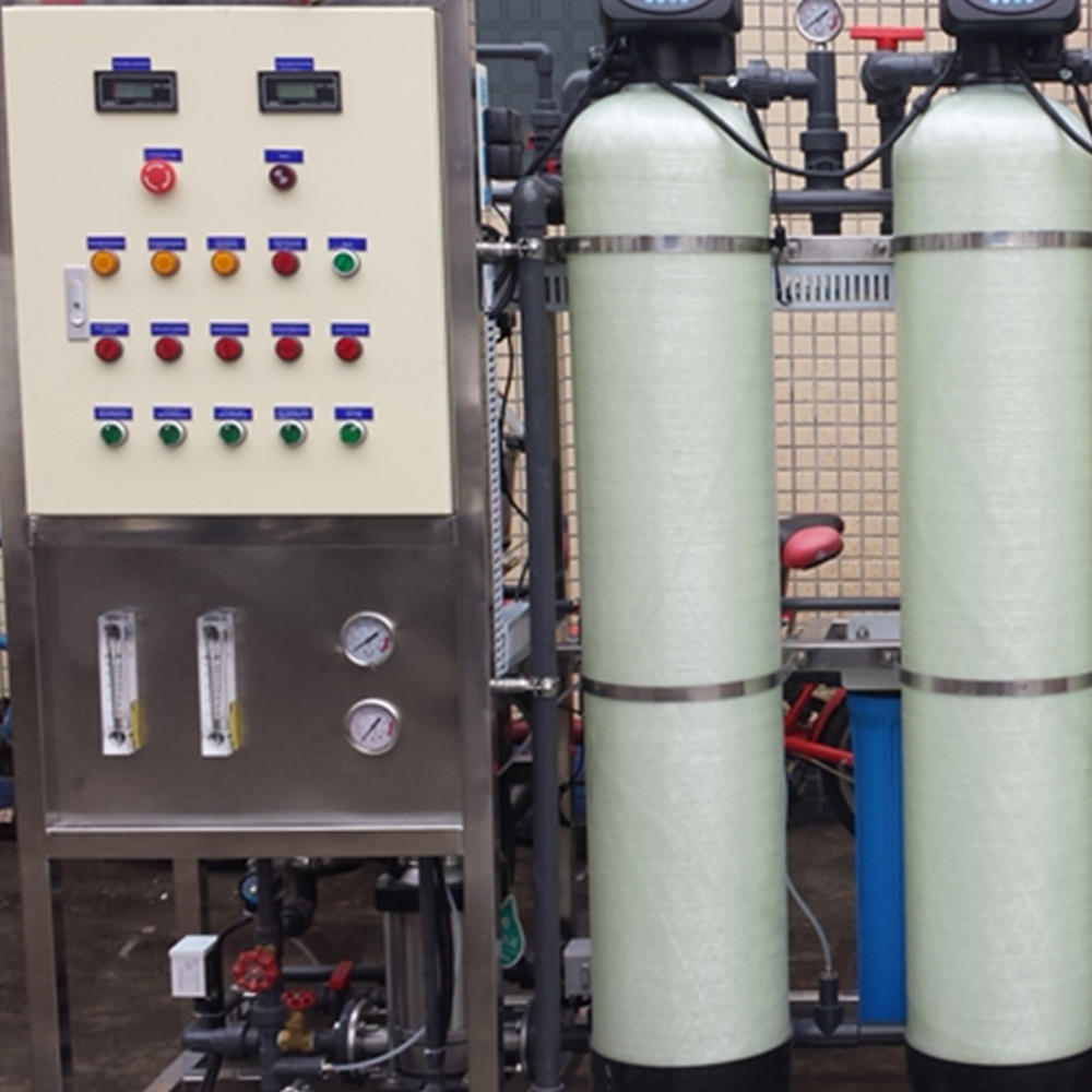 500L/H(0.5tph) reverse osmosis(RO) water treatment system with water pre-filter
