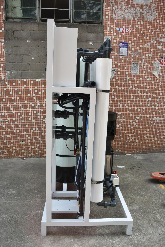USD2680 Inexpensive 1000LPH reverse osmosis plant filter water machine ro unit