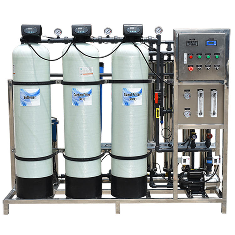 PlantPrice 1000 Lph Small Water Plant Treatment Reverse Osmosis Purifier Pure System Filter Drinking Water machine RO