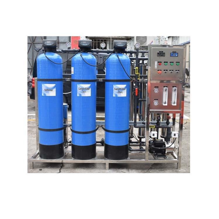 good quality 1 ton industrial filtering equipment water treatment reverse osmosis systems