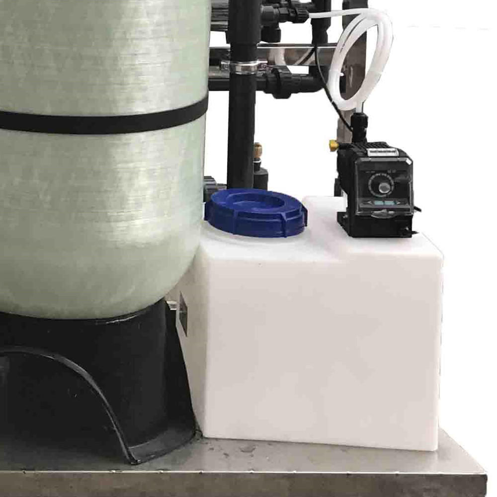 2000LPH Reverse osmosis systems drinkable clean pure water filters / china water filters