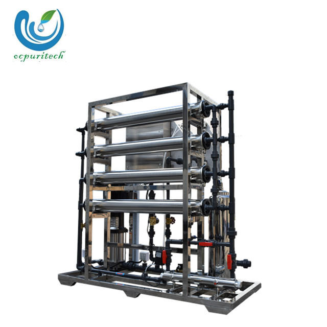 1TPH RO Water Treatment Plant RO membrane 4040
