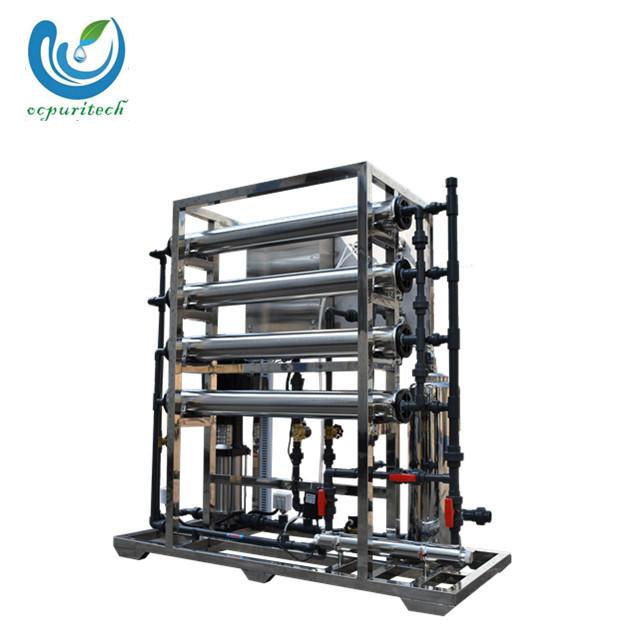 1TPH RO Water Treatment Plant RO membrane 4040