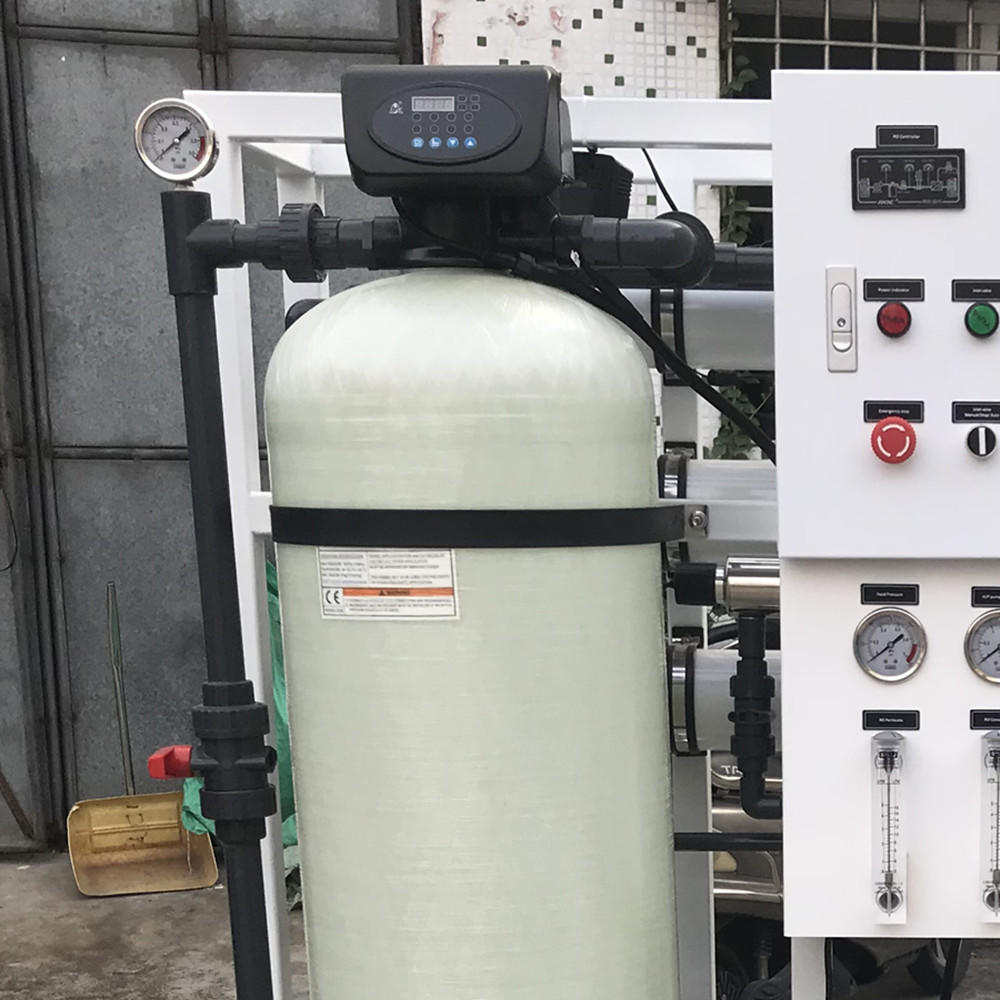 Industrial RO Plant Parts Water RO System With RO 4040 Membrane