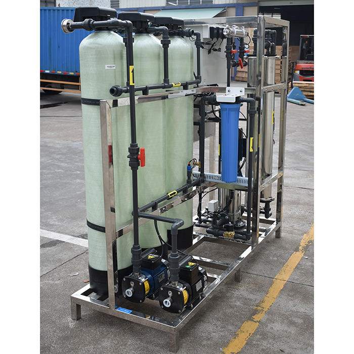 Reverse osmosis RO water treatment plant with CE certification