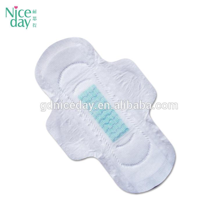 new style regular flow refresh sanitary napkin/peed puls sanitary napkin