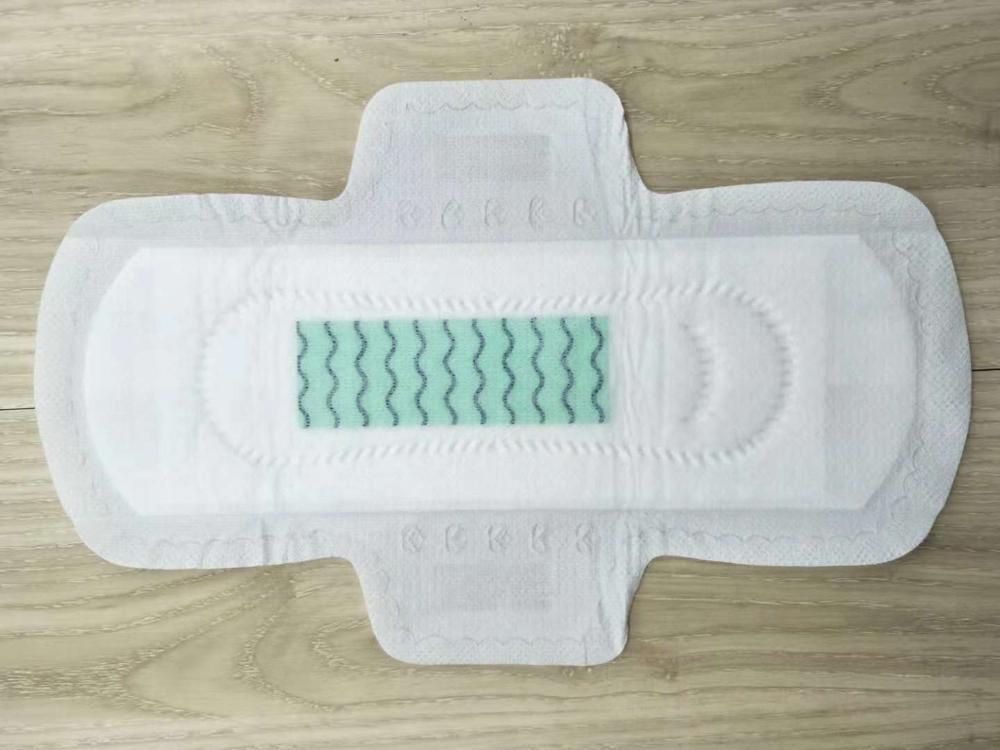 Wholesale b grade anion sanitary napkins/sanitary pads to kenya by niceday sanitary products manufacturer