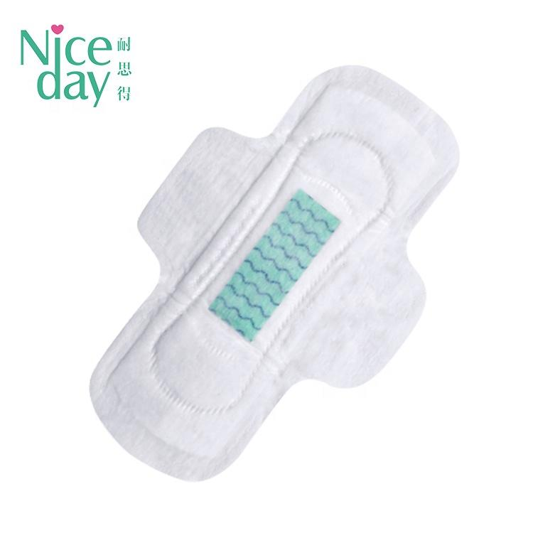 Disposable lady negative anion sanitary napkin manufacturer