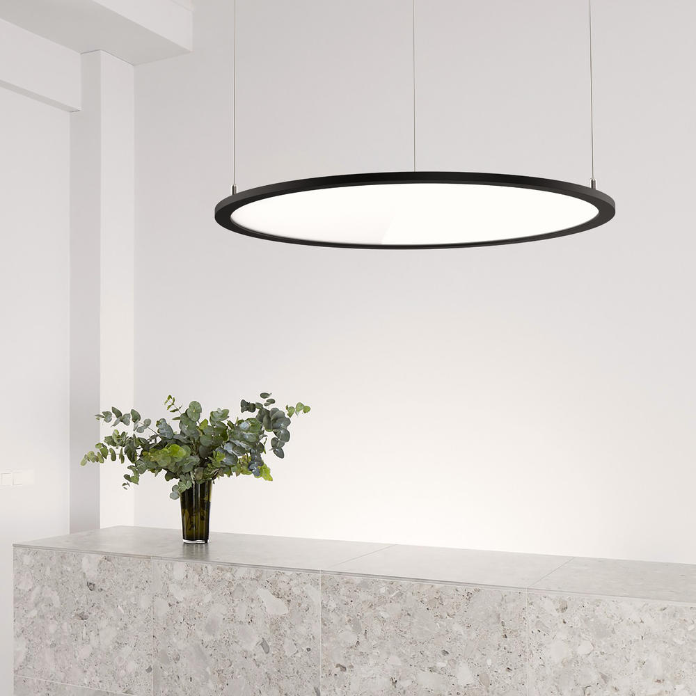 Round series LED panel light indoor Lighting from China
