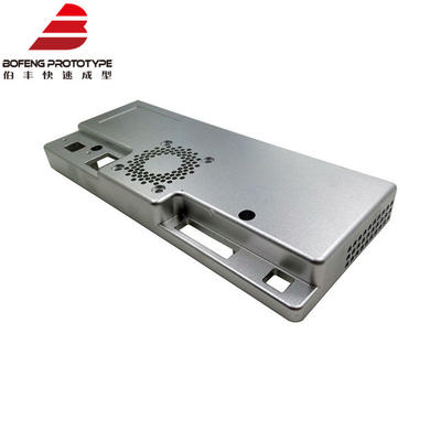 Aluminum CNC Rapid Prototyping 4 Axis CNC Milling Service For Home Appliance