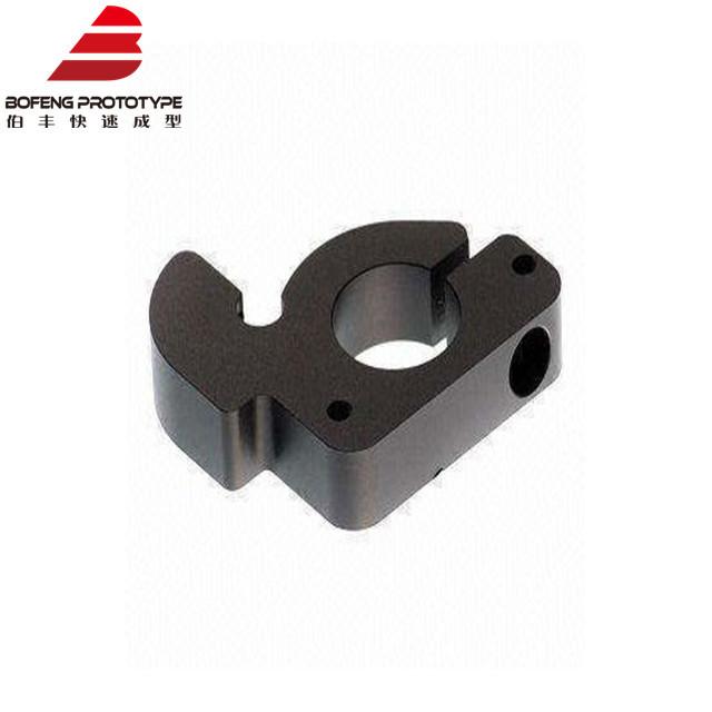 Black Anodizing Prototype Machining Services Aluminum CNC Machining Service