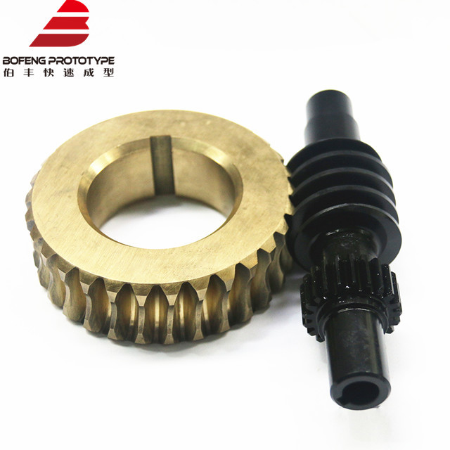 Stainless Steel Reducer Worm Gear for Industry Machinery