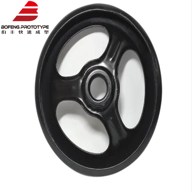 Customized Steel Stamping and Welding and Painting Handwheel for Agricultural Machine, Stamping Part or Stamping Components
