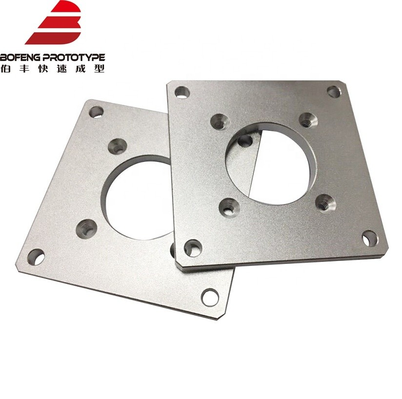 Factory Supplier Providing Cnc Milling Stainless Steel Flange Parts