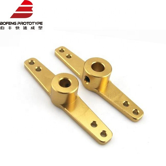 Brass Copper CNC Machining Parts Turning Milling Customized