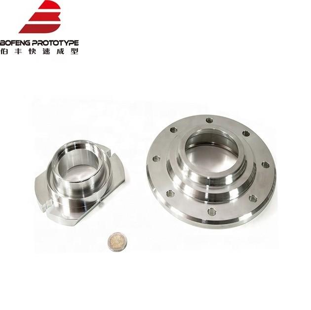 high quality cnc turning and milling titanium cnc