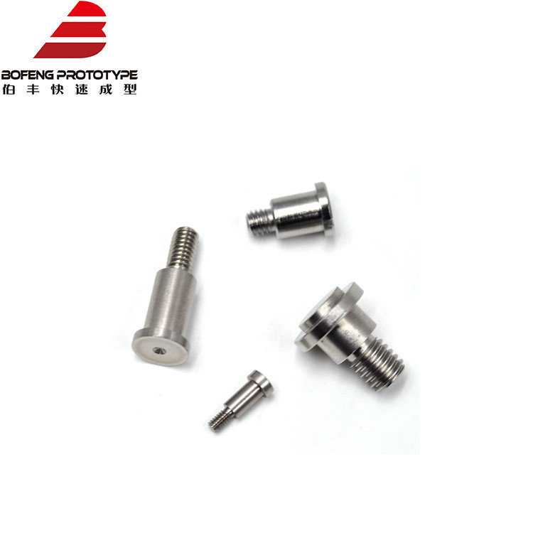 cnc engraving machine manufacturer Brass Aluminum Stainless Steel Mechanical Component Hardware Parts