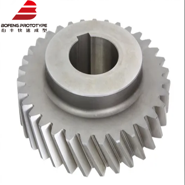 High Precision Class of Customized Module Spiral Bevel Gear