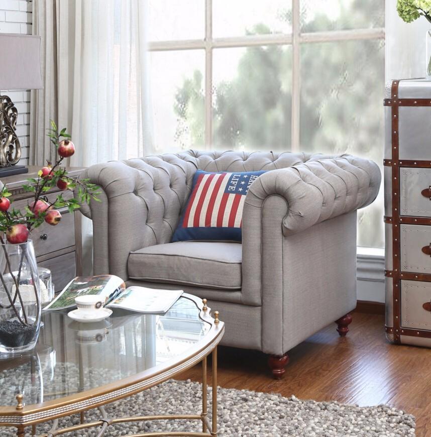 Commercial Grade Oak Type Antique Reproduction Sofas