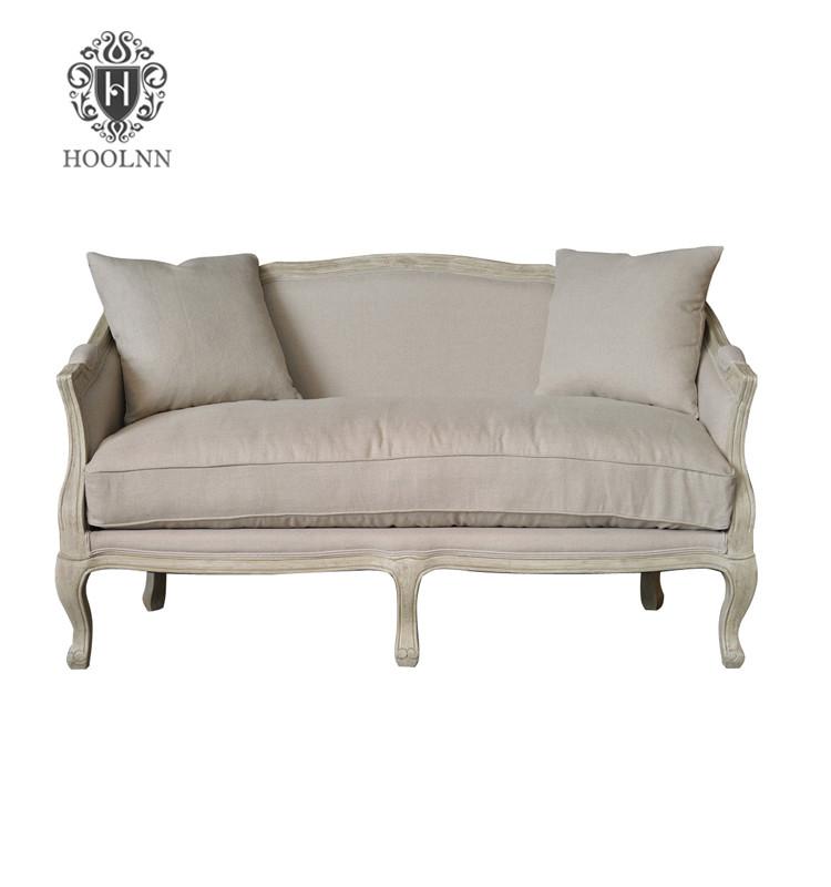 French Antique Living Room Sofa HL329-2-F05