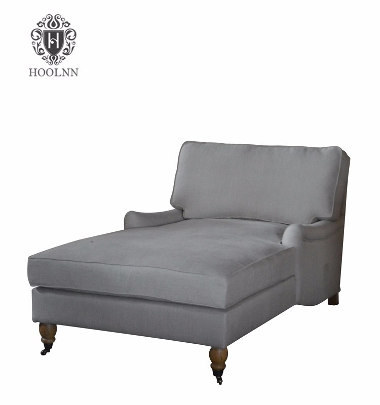 Antique Single Seat French Style Sofa Bed