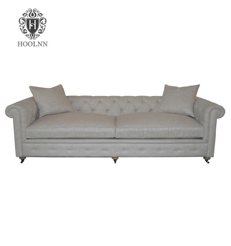 Antique Industrial Sofa Luxury