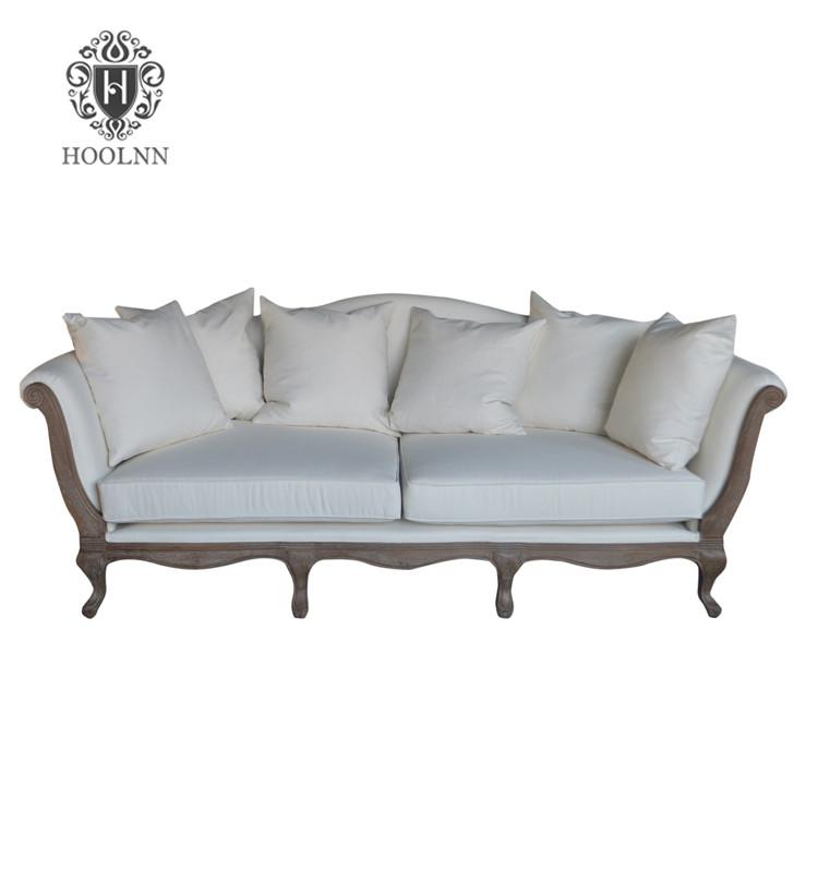 New Fashion Antique Living Room Sofa HL200-3