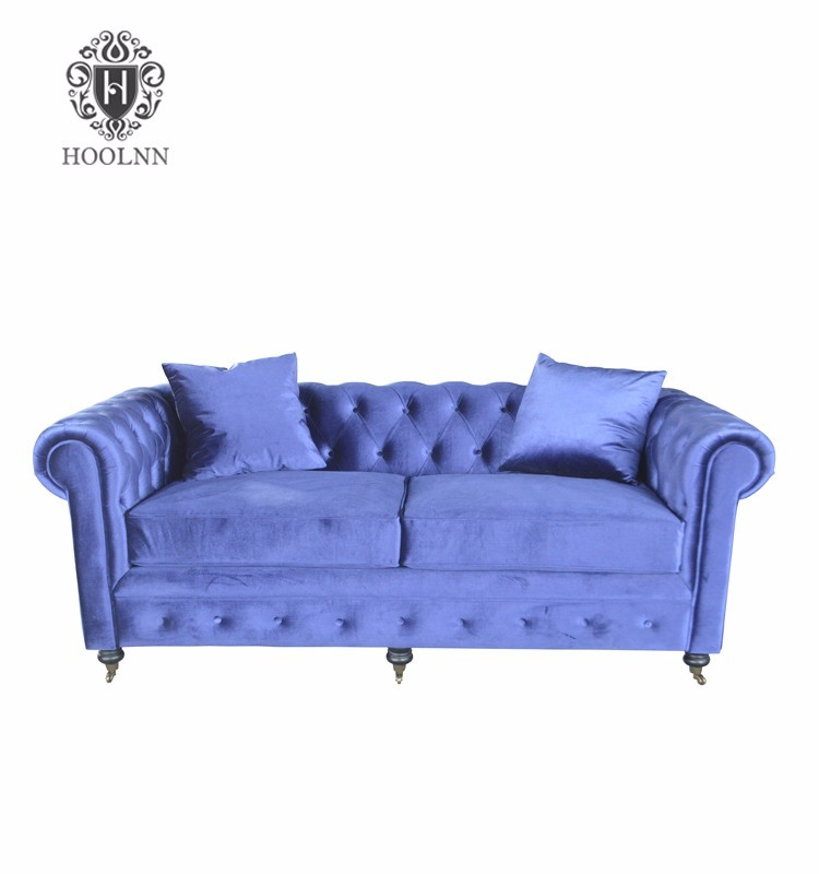 For Dining Room French Provincial Luxury Wood Sofa