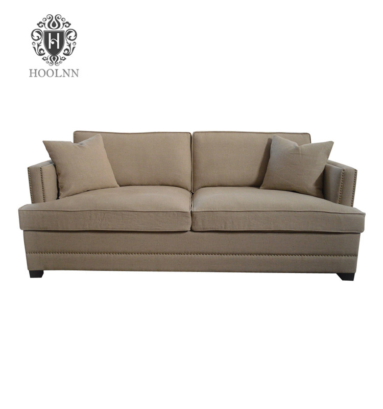 Home Furniture Industrial Style Indoor Sofa