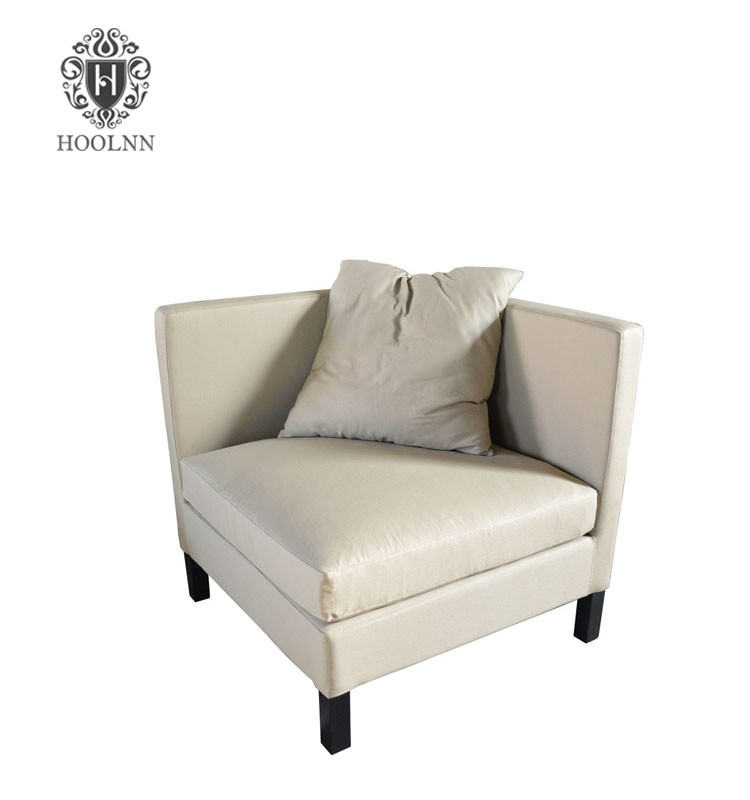Upholstered fabric Windermere corner living roomCorner Chair HL187