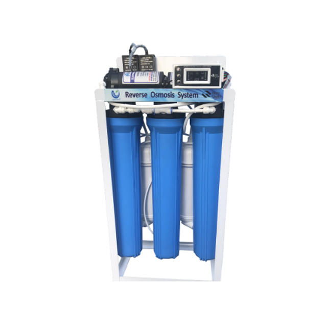 200 to 800 GPD Commercial reverse osmosis water purification systems